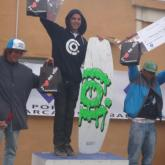 Marc Rossiter takes 1st place