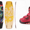 THE 2015 SHREDTOWN BOARD / BOOTS