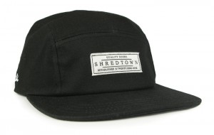 Shredtown Black Hat