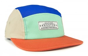 Shredtown Colorful Hat