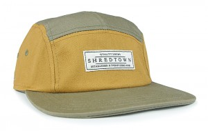 Shredtown Tan Hat